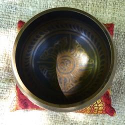 Cuenco Tibetano Especial 8.5 cm