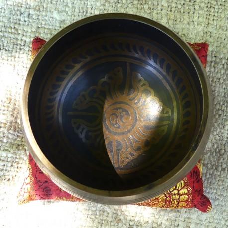 Cuenco Tibetano Especial