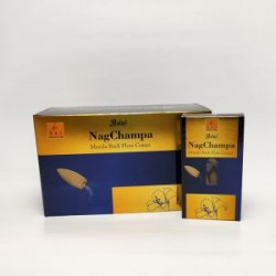 Incienso conos de reflujo Nag Champa Balaji