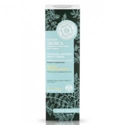 Crema de noche piel grasa o mixta Natura Siberica 50 ml
