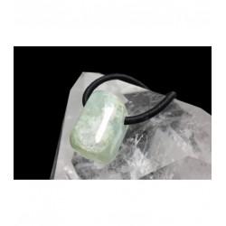 Colgante hielo aguamarina