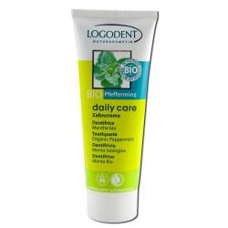 Pasta de dientes Menta Bio Daily Care Logona 75 ml