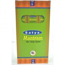Incienso Mantram Satya 15g