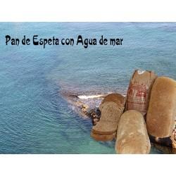 Molde de espelta integral cortado ecológico Rincón del Segura 770 gr