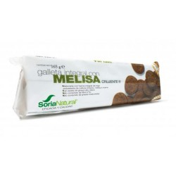 Galletas integrales con melisa 165 gr Soria Natural