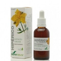 Extracto de hiperico 50 ml Soria Natural