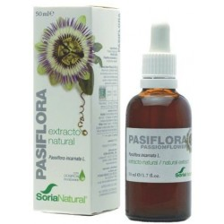 Extracto de pasiflora 50 ml Soria Natural