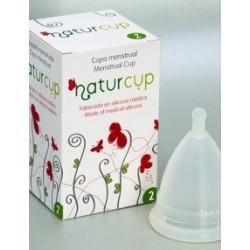 Naturcup talla 2, copa menstrual reutilizable