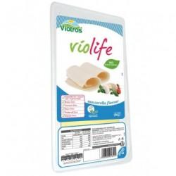 Queso vegano mozzarella lonchas 200gr Violife Violife
