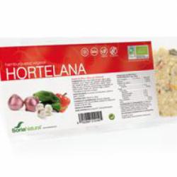 Hamburguesa Hortelana vegana Bio 2u. Soria Natural