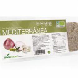 Hamburguesa mediterranea vegana Bio 2u. Soria Natural