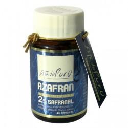 Azafrán 2% safranal 40 perlas Tongil