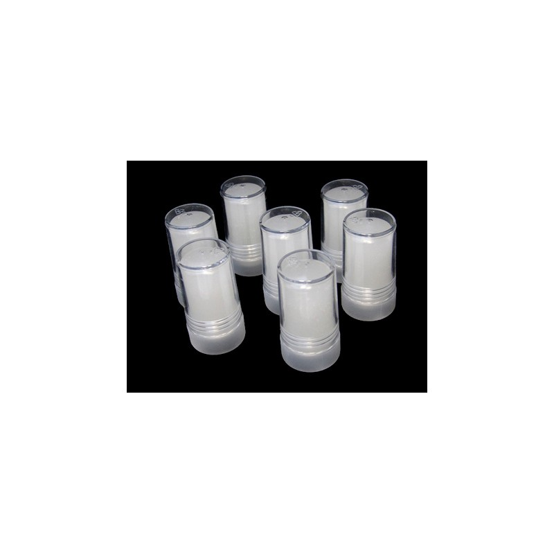 Desodorante de alumbre natural 120 gr con estuche