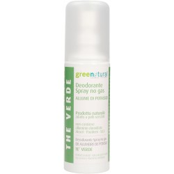 Desodorante The Verde spay Greenatural 100ml