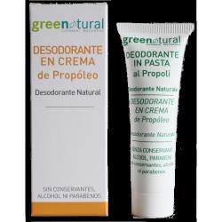 Desodorante en crema Propóleo 30ml Greenatural