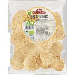 Chips de Garbanzos bio 70gr Natursoy