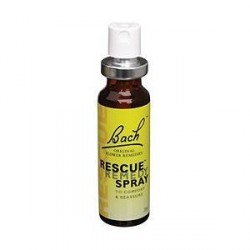 Rescue Remedy (Remedio Rescate) Spray 20 ml Bach Flowers