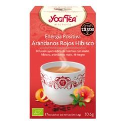 YOGI TEA Té energía Vera BIO 17 bolsitas