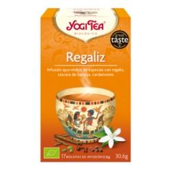 Yogi tea Regaliz Bio 17 Bolsitas