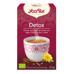 Yogi tea Detox Bio 17 Bolsitas