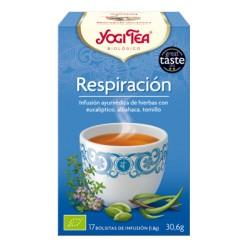 Yogi tea Respiración Bio 17 Bolsitas