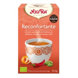 Yogi tea Reconfortante Bio 17 Bolsitas