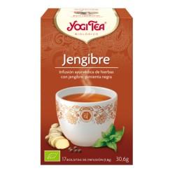 Yogi tea Jengibre Bio 17 Bolsitas