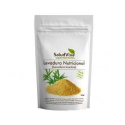 Levadura Nutricional en polvo 125 gr. Salud viva