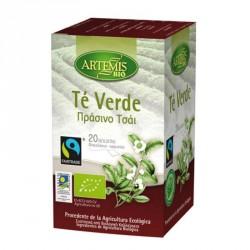 Té verde bio 20 bolsitas Artemis