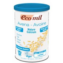 Bebida de avena calcio Instant Bio 400 g EcoMil