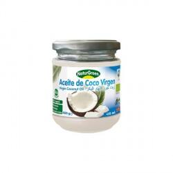 Aceite de coco virgen extra bio 400g Naturgreen