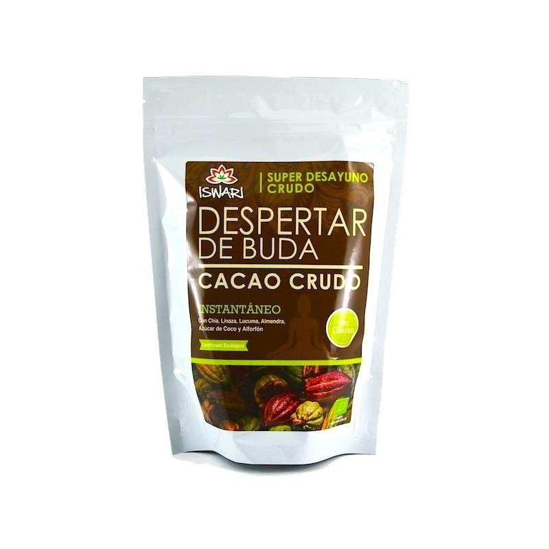 DESPERTAR DE BUDA CACAO CRUDO BIO 360G ISWARI