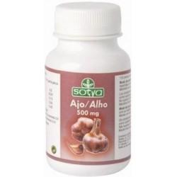 Ajo Macerado y desodorizado 500 mg 220 perlas Sotya