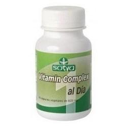 Vitamin Complex 60 cápsulas Sotya