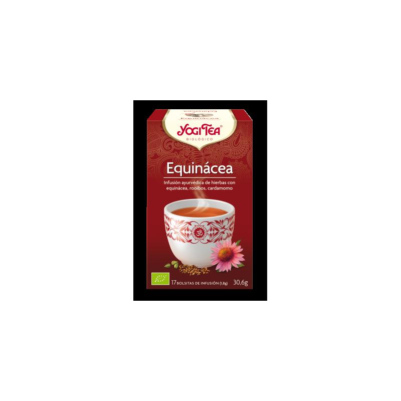 Yogi Tea Equinacea Bio 17 Bolsitas