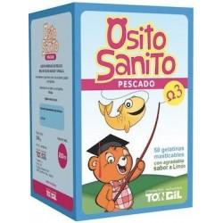 Osito Sanito Omega 3 50 gelatinas Tongil