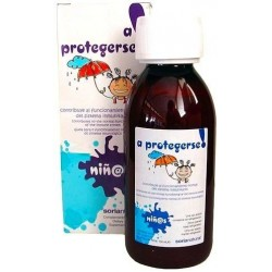 A Protegerse jarabe infantil 150ml Soria Natural