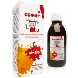 A Comer jarabe infantil 150ml Soria Natural