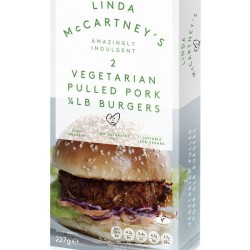 Hamburguesa Vegana 1/4 de libra 227gr LINDA MCCARTNEY