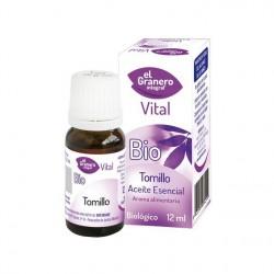 Aceite esencial Tomillo 15 ml Bio El Granero