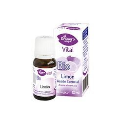 Aceite esencial Limón Bio 12 ml El Granero