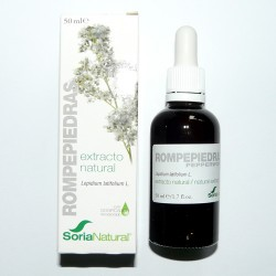 Extracto de rompepiedras 50ml Soria Natural