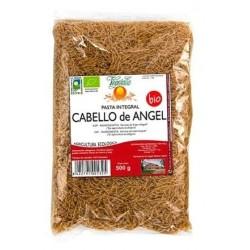 Fideos finos integrales cabello de Ángel bio 500g Vegetalia